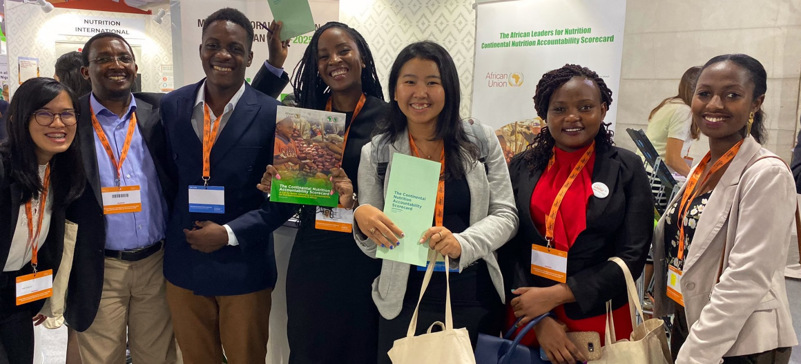 Youth Leaders for Nutrition at SUN 2019